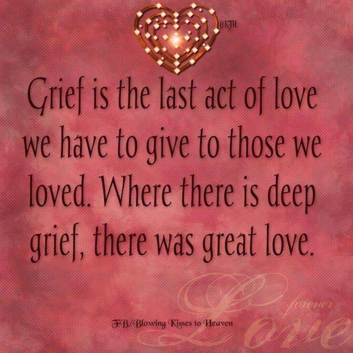 Grief Loss Love